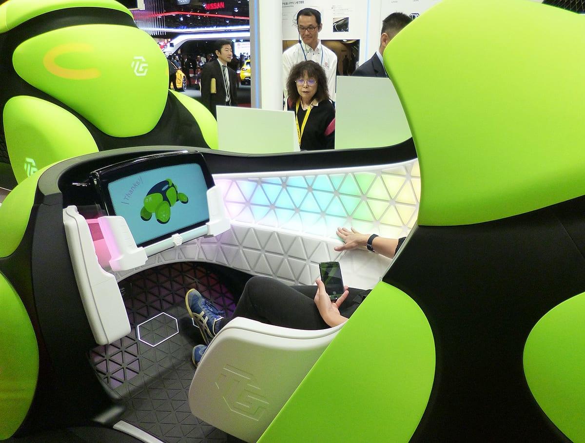 完全自動運転車、あなたは買ってみたいと思いますか?