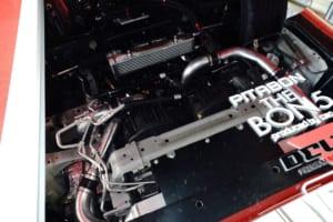 最終目標は800ps!!  R35GT-Rの心臓部を与えた世界最速ハイエース