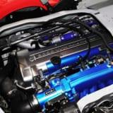 東京オートサロン2018 アウトバーン ハイエース HI-RIST エンジンスワップ