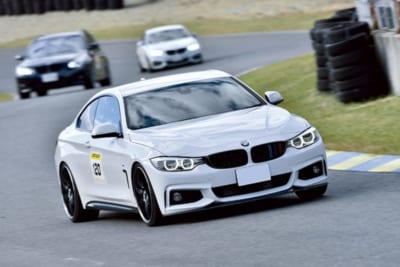 テックM、テックMサーキットエクスペリエンス、BMW、BMWミニ、サーキット走行会、初心者でも安心