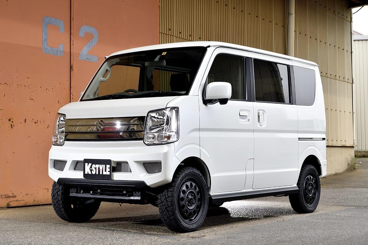 リフトアップ Kカー 軽自動車 KLC キャンバー