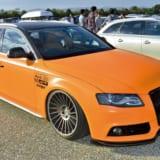 200台ものアウディオーナーが大集結!『All Audi Garden Park Meeting』