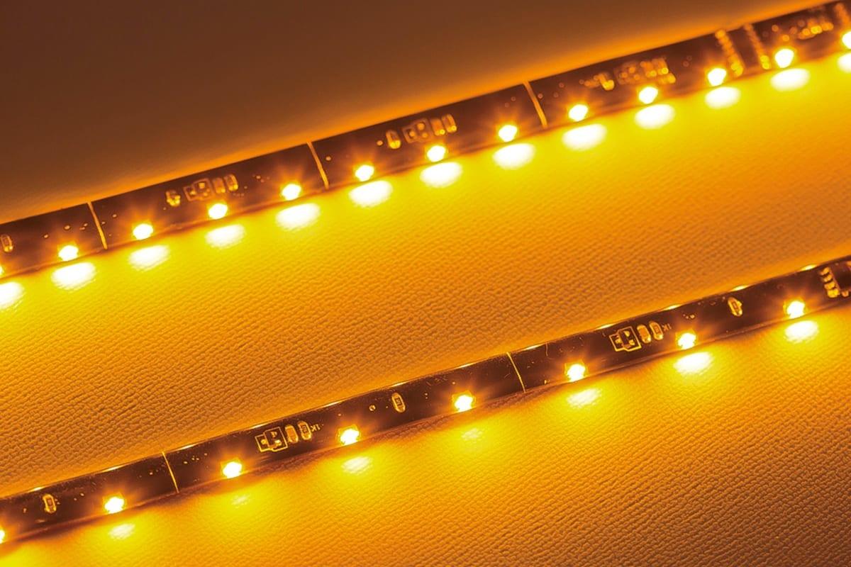 Gファクトリー シーケンシャル 流れる ウインカー LED テープ