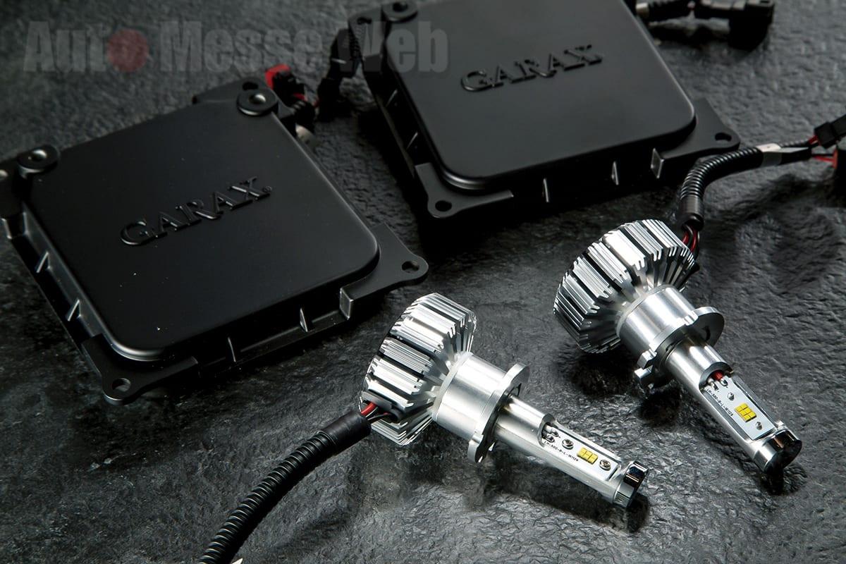 ギャラックス ケースペック LED HID ヘッドライト D4