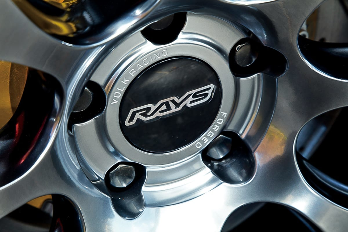 VOLKRACING G16 ボルクレーシング レイズ RAYS