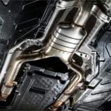 【画像】AMG E43のマフラーチューン決定版『Schllenzer for E43 AMG』