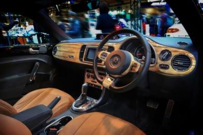 VW フォルクスワーゲン 大阪オートメッセ2018 COX BEETLE PASSAT