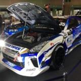 R35型GT-Rのドリフト世界王者マシン降臨!【大阪オートメッセ2018】