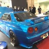 【画像】トラストが第2世代GT-R向け新アイテムを続々開発中【大阪オートメッセ2018】