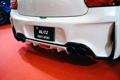 BLITZ ブリッツ スイフトスポーツ 大阪オートメッセ