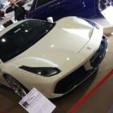 【画像】大阪オートメッセで見つけた日本発信の欧州スーパーカー6選