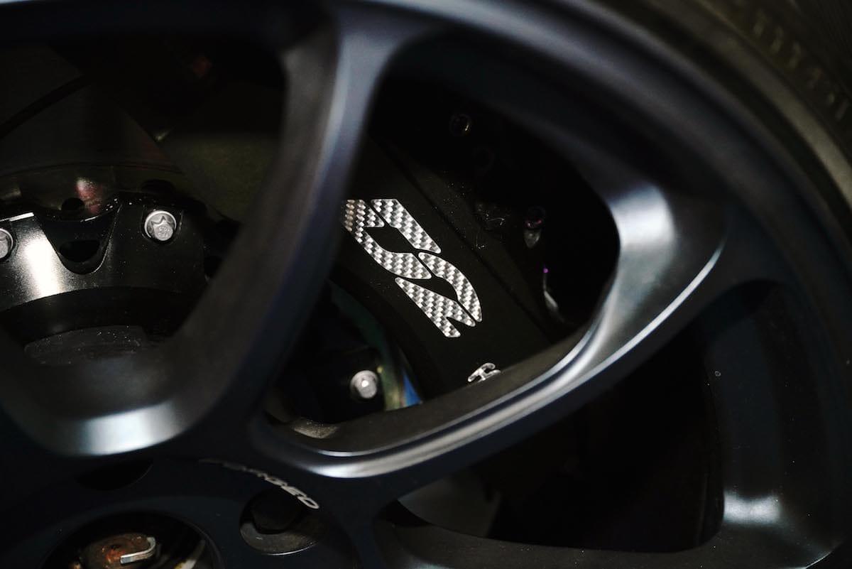 プロショップ スクリーン GT-R BNR32 大阪オートメッセ D2