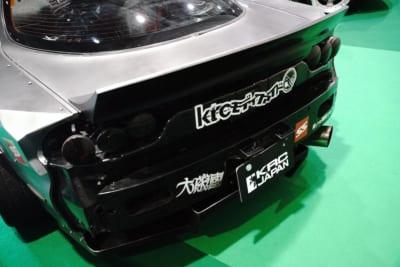 KRC KRCmodified アルテッツァ シルビア RX-8 RX-7 大阪オートメッセ2018