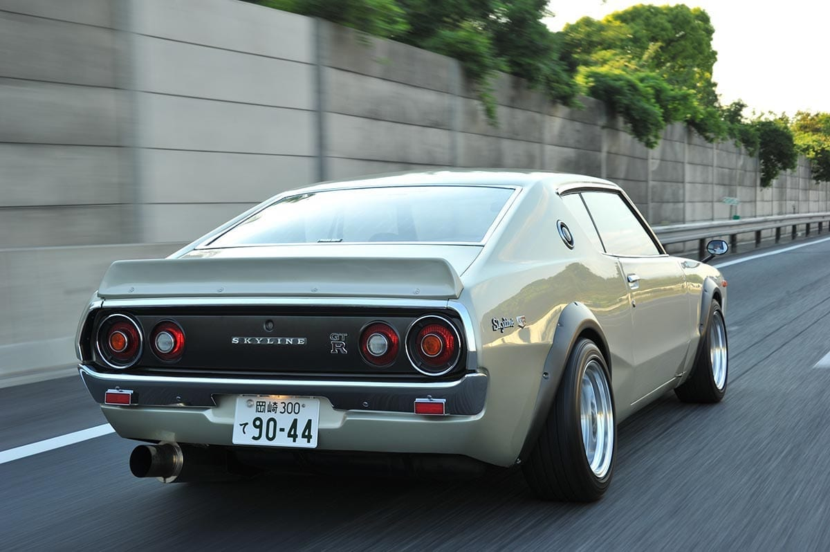 ロッキーオート ケンメリ スカイライン GT-R