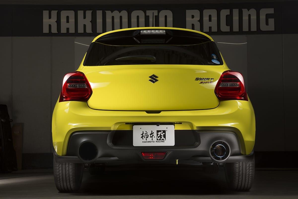 カキモト 柿本改 スイフトスポーツ マフラー クラスKR ZC33S