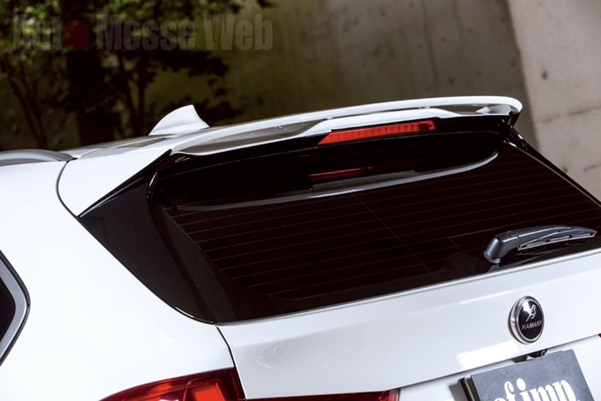 ハーマンモータースポーツ、BMWX5、ワイドボディキット