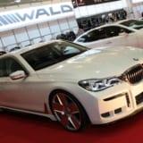 「WALD」が最新エアロデモカー3台をワールドプレミア【大阪オートメッセ2018】
