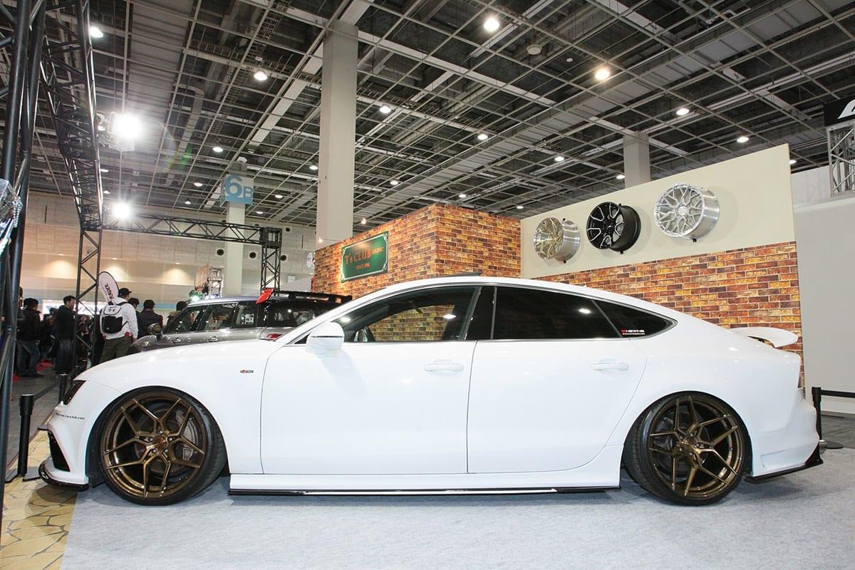 T's CLUB ティーズクラブ 大阪オートメッセ2018 BMW MINI アウディ