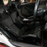 サーキット走行を追求して開発した新作「RECAROバケットシート」登場【大阪オートメッセ2018】