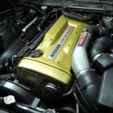 """【画像】中身はR32型、外身はケンメリ。旧車生活の概念を覆す""""スーパーGT-R""""の勇姿"""