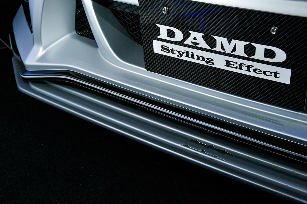 DAMD ダムド レヴォーグ LEVORG トランスフォームスポイラー 可変