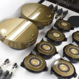 【画像】「ソニックデザイン」がメルセデスベンツ用のハイエンドスピーカーを披露