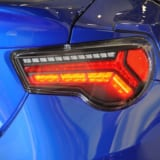 バーディクラブ DEPO LED テールランプ 流れる 大阪オートメッセ2018