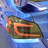 """【画像】スバル車のカスタマイズで押さえておきたいのは""""ヒカリモノ""""【大阪オートメッセ2018】"""