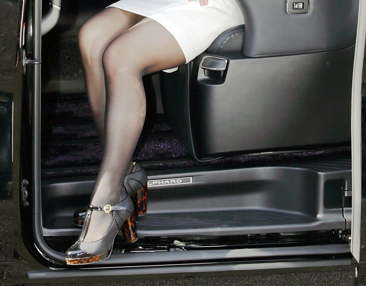 乗降時のスリップ事故を防止する『セーフティー・ウォーク』