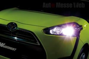 HIDに匹敵する明るさを実現する、ヘッドライト用LEDバルブが登場