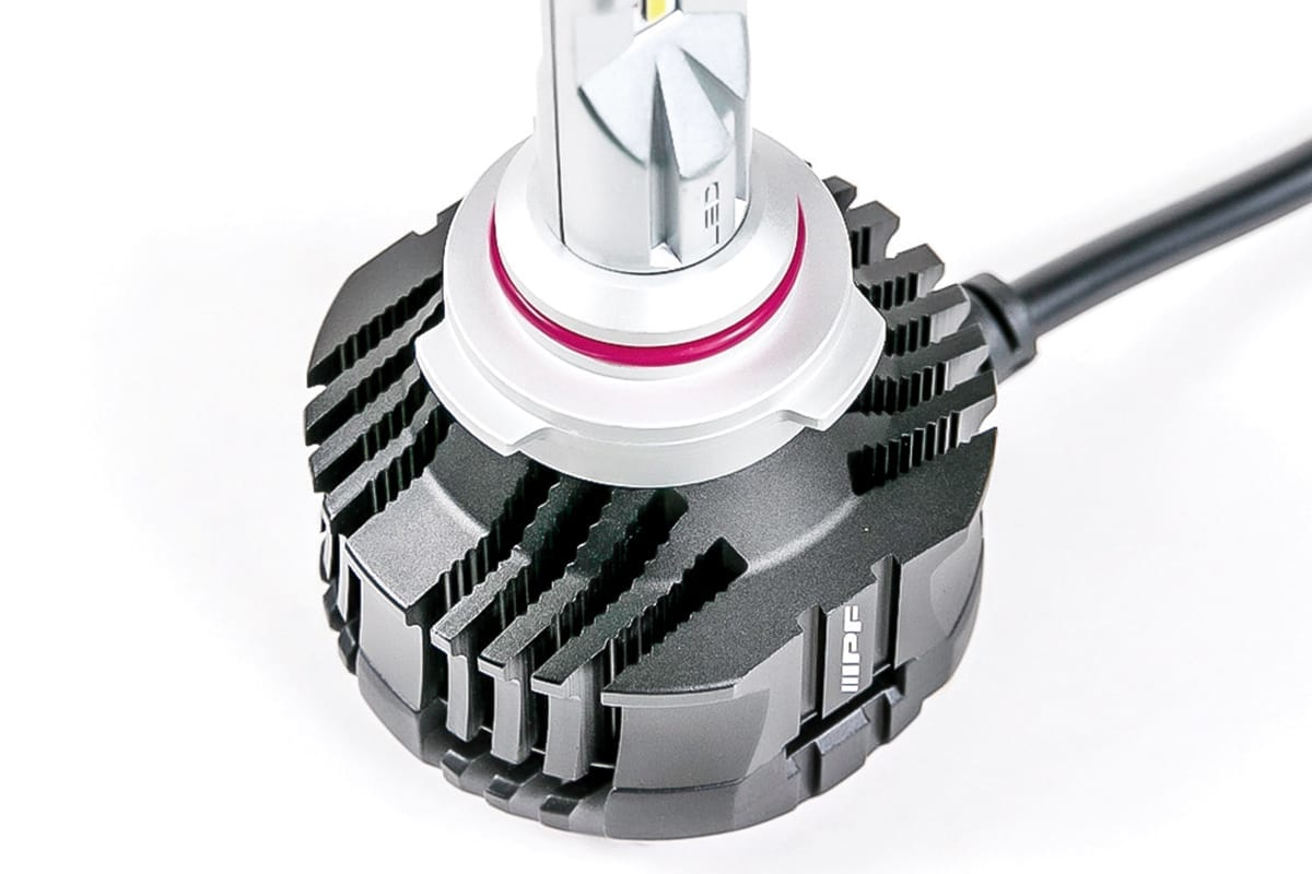 IPF LED ヘッドライト バルブ X2
