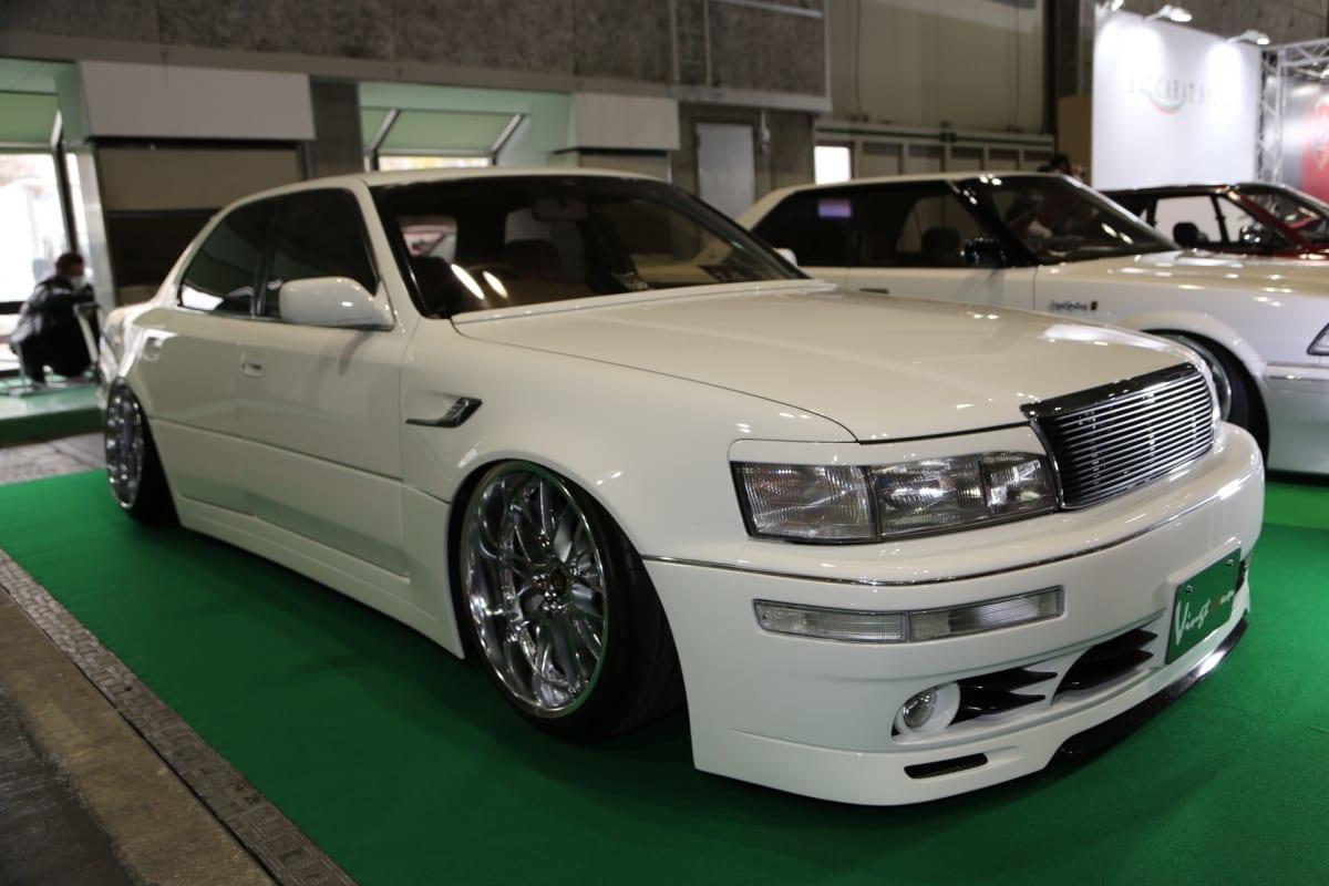 大阪オートメッセ2018 Kブレイク BEECAS ビーキャス シーマ KBREAK