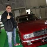 【画像】懐かしさと新鮮さを醸し出す、'80〜'90年代VIP創世記セダン×3台【大阪オートメッセ2018】