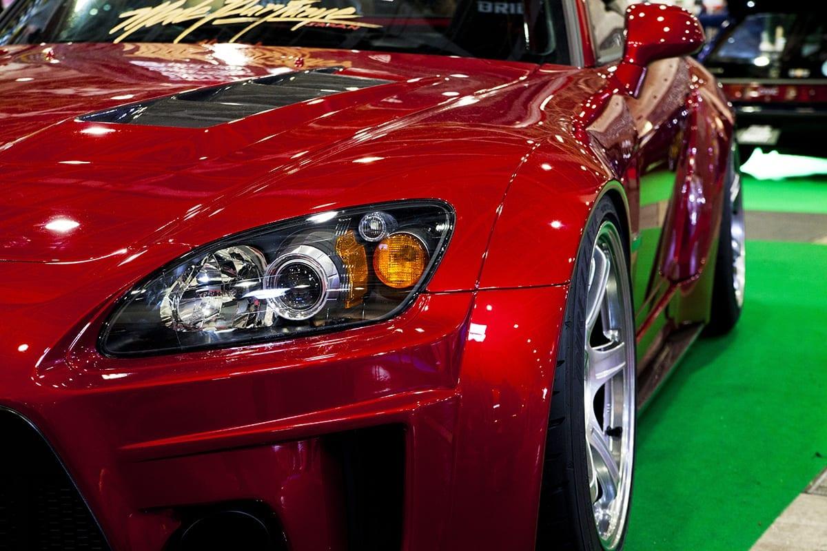 大阪オートメッセ 2018 GT-R S660 スポーツカー