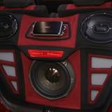 【画像】LEDを駆使したオーディオカスタムで魅せる軽カー特選3台【大阪オートメッセ2018】