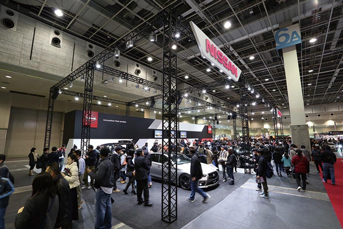 大阪オートメッセ2018 automesse 2018