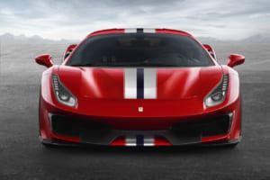 フェラーリV8搭載のスペシャルモデル「Ferrari 488 Pista」、ジュネーブショー開催を前に公開