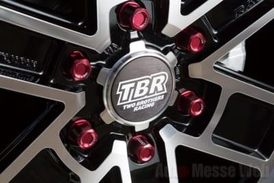 レイブロス、TBR、TWO BROTHERS RACING TB-01、レイズ