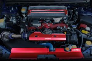 スバル車の機能性&ビジュアル向上を両立するエンジン系パーツ