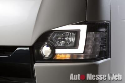 4型LEDBARプロジェクターLEDヘッドライト、ティスファクトリー、シーケンシャルウインカー
