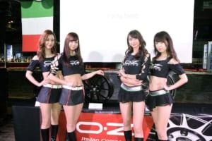 OZが新作ホイールを発表!コンパクトスポーツやSUVを彩る4タイプ登場