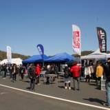 【画像】SUPER GTマシンが大激走! 「モータースポーツのエンターテイメント」が岡山県で開催
