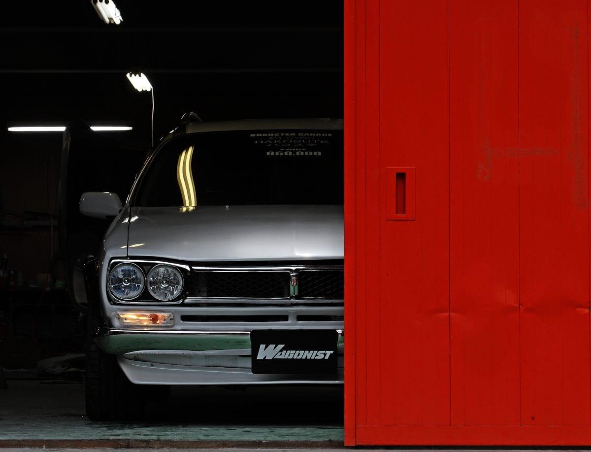 旧車風、クラシカル、ブロー、クリッパー、GT-R、ハコスカ、ハコステ、ロッキーオート、スリーピース岐阜、リノカー、フレックス、ロードスターガレージ