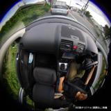 【画像】「360度カメラ」搭載のドラレコ、さらに画質は美しく機能もパワーアップ