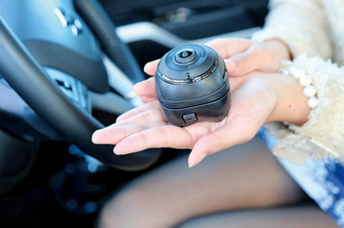 ダクション 360、カーメイト、アップデート、ドライブレコーダー、ドラレコ、360度、アクションカメラ、おすすめ