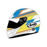 【画像】レーシングドライバー「千代勝正」選手の公式グッズが販売開始へ