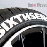 貼り付け&ラバータイプで「タイヤのレタリング」をグッと身近に!