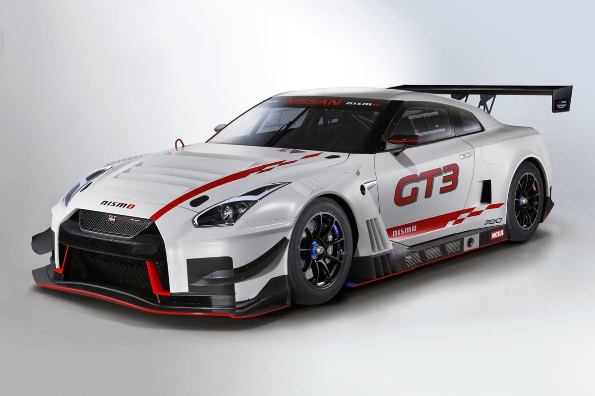 NISMO、NISSAN、GT-R、GT3、SUPER GT、ニスモ、2018、日産