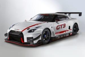「NISSAN GT-R NISMO GT3」2018年モデルのメカニズム、「Evolution」で果たした進化とは