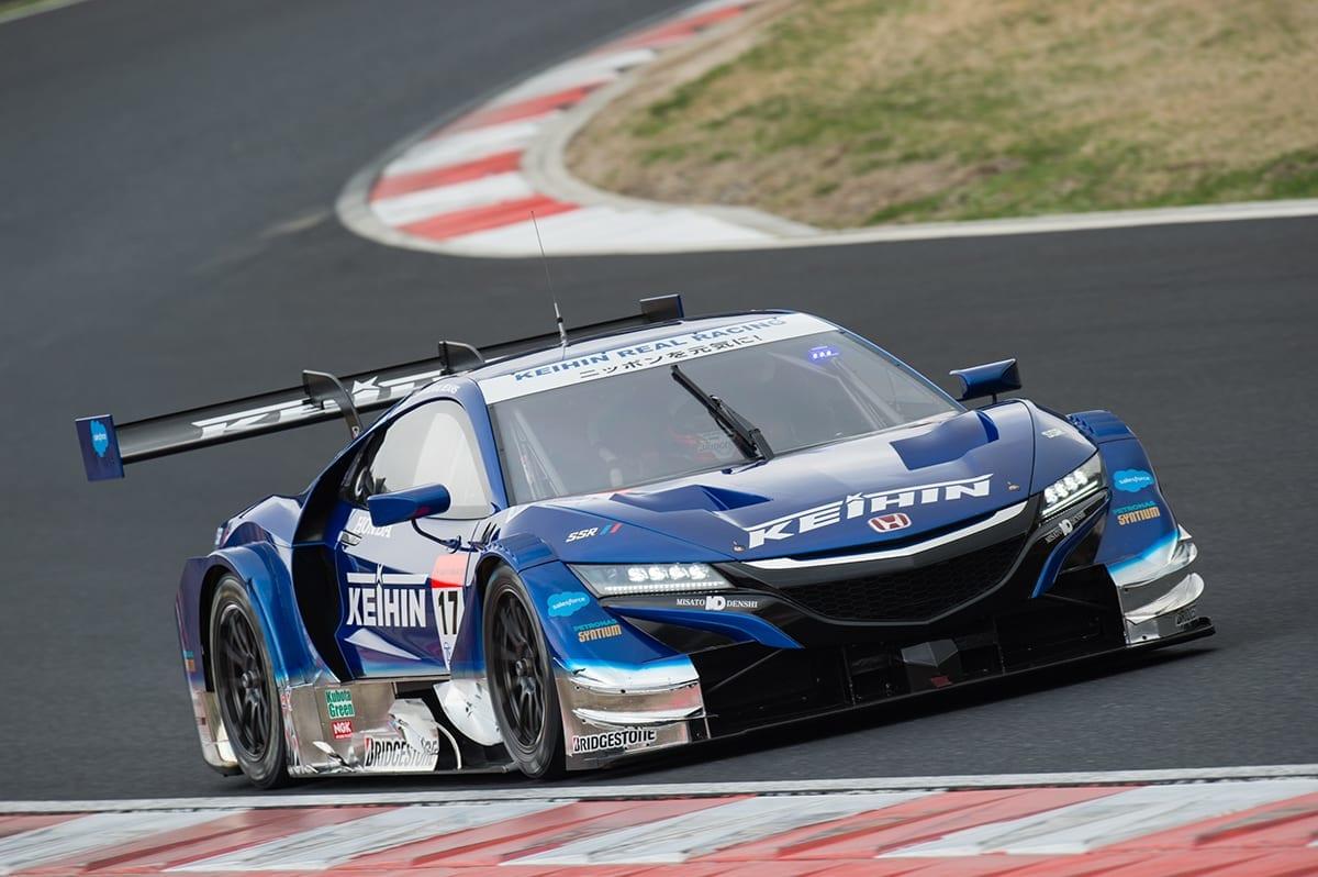 SUPER GT、GT500、GT300、2018、岡山国際サーキット、結果、決勝、GT SQUARE